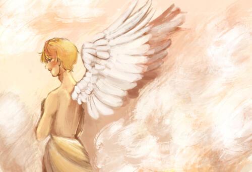チェーロ王子天使2