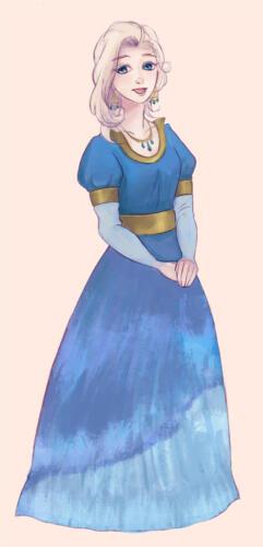 海の国の王妃