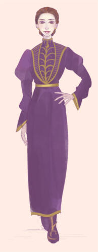 月の国の王妃